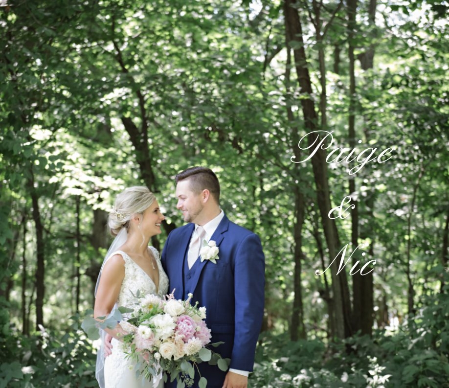 View Paige and Nic by Gorman House Photography