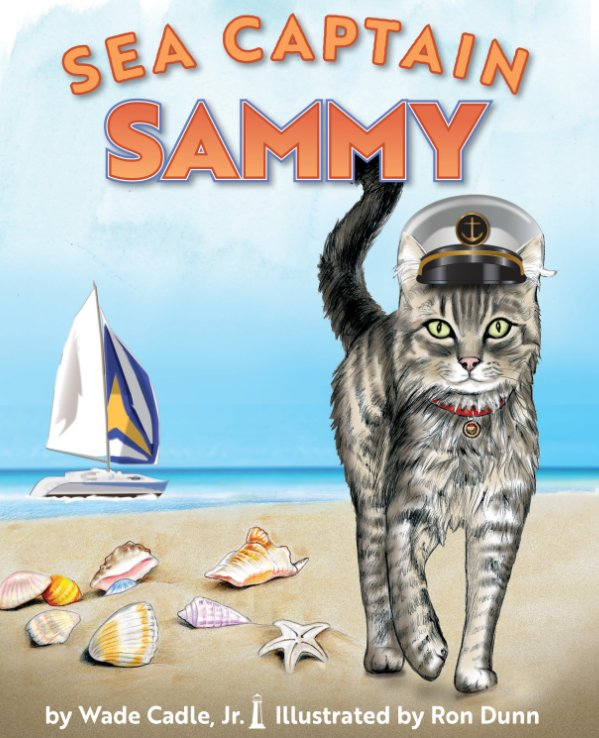 View Sea Captain Sammy by Wade Cadle Jr.