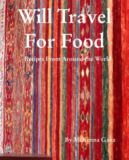 Will Travel for Food book cover