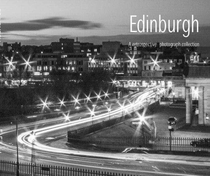 View Edinburgh by Elizabeth Eilertsen