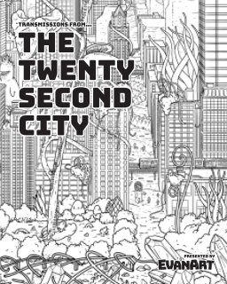 Transmissions from the Twenty Second City book cover