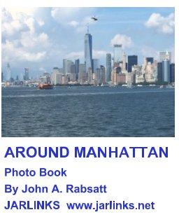 Around Manhattan book cover