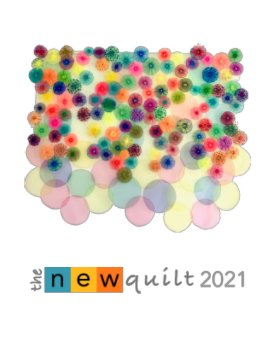 The New Quilt 2021 book cover
