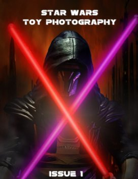 Star Wars Toy Photography book cover