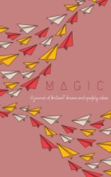 MAGIC JOURNAL: 'Airspace' for hopes, dreams, and notes book cover