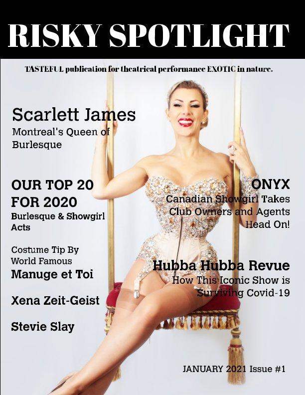 View Risky Spotlight Magazine by Stephanie Blake