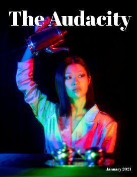 The Audacity Issue 03 book cover