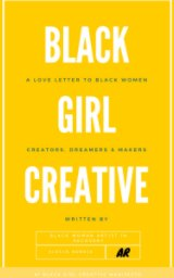 Black Girl Creative Manifesto book cover