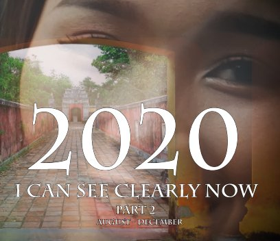 2020 I Can See Clearly Now book cover