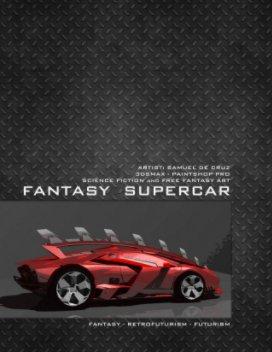 Supercar book cover