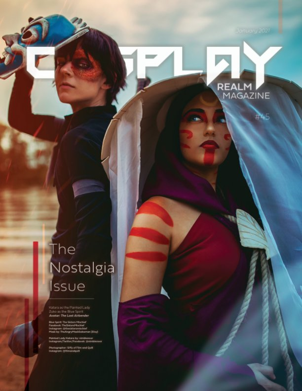 Visualizza Cosplay Realm No. 45 di Emily Rey, Aesthel