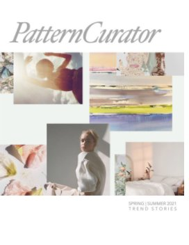 Pattern Curator SS21 Trend Stories book cover