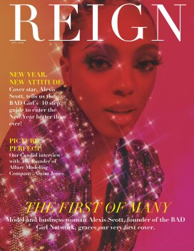 Reign January Issue book cover