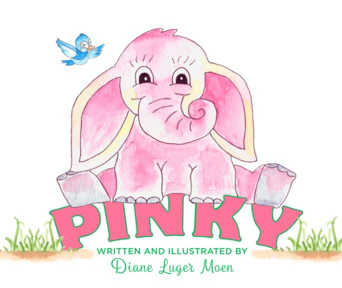View Pinky by Diane Luger Moen