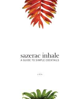 Sazerac Inhale (Lowbrow 1st Edition) Logo book cover