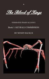 Keyrali Commission Book 1 book cover