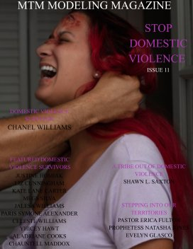 Stop Domestic Violence book cover