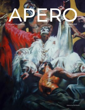 APERO  |  Jan 2021 book cover