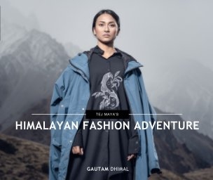 Himalayan Fashion Adventure book cover