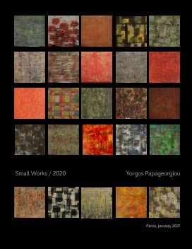 small works 2020 book cover