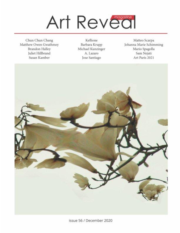View Art Reveal Magazine #56 by Anne Grahm, Tero Koskinen