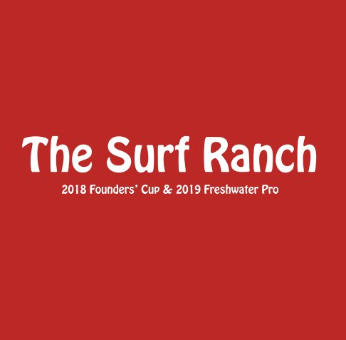 View The Surf Ranch - Soft Cover by Magoof Photo
