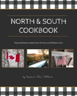 North and South Cookbook book cover