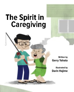 Spirit in Caregiving - English - Second Edition book cover