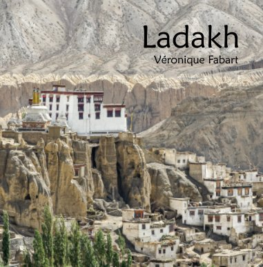 Ladakh book cover