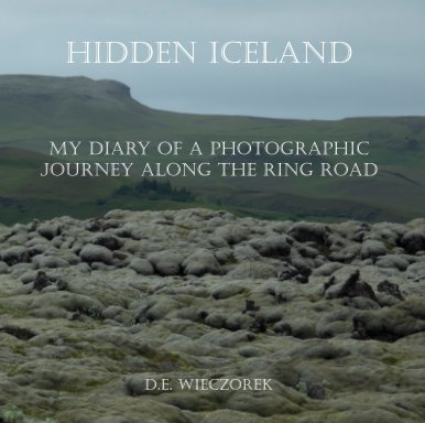 Hidden Iceland book cover