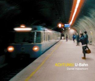Achtung! U-Bahn book cover