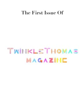Twinkle Thomas Magazine book cover