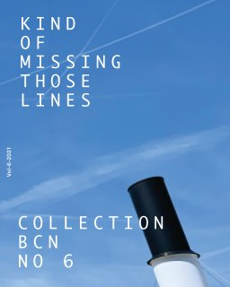 Kind of missing those lines book cover