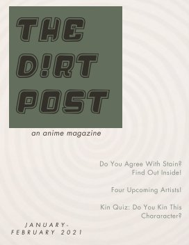 the d!rt post book cover