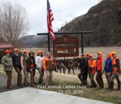 Ladies Trip to the Flying B Ranch - Sponsored by Orvis book cover
