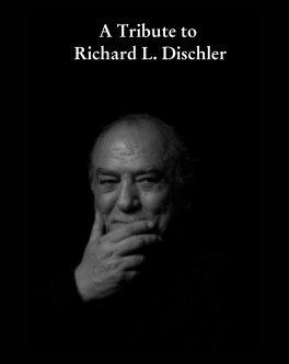 Richard Dischler book cover