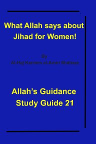What Allah says about Jihad for Women! book cover