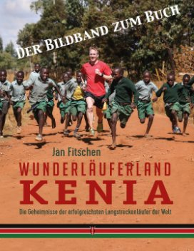 Wunderläuferland Kenia book cover