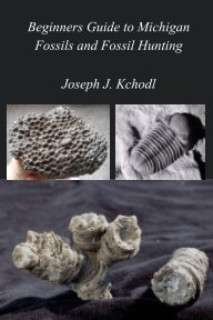 Beginners Guide to Michigan Fossils and Fossil Hunting book cover