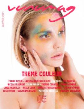 VUNUMAG NUMERO 5, couverture par Yann FERON book cover