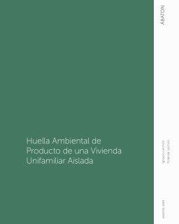Huella Ambiental de Producto book cover