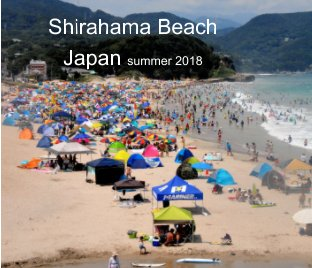 Shirahama Beach in Shirahama-cho, Japan book cover