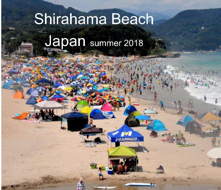 Shirahama Beach in Shirahama-cho, Japan nach Gary G Kinard anzeigen