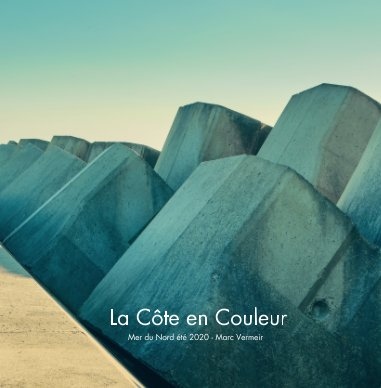 La Côte en Couleur book cover