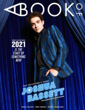 A BOOK OF Joshua Bassett Cover 2 book cover