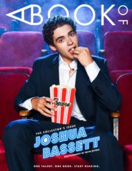 A BOOK OF Joshua Bassett Cover 1 book cover