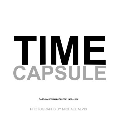 Time Capsule book cover