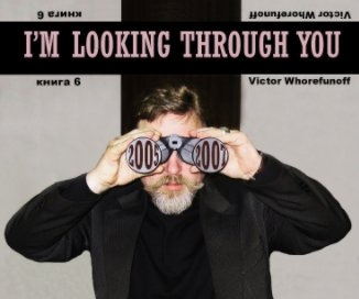 I'm looking through you book cover