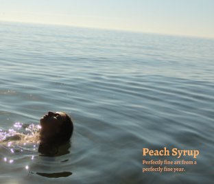 Peach Syrup book cover