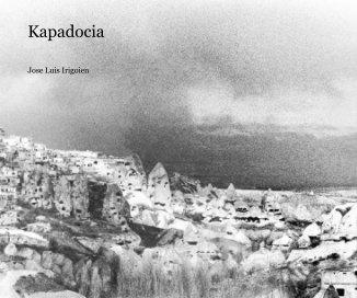 Kapadocia book cover